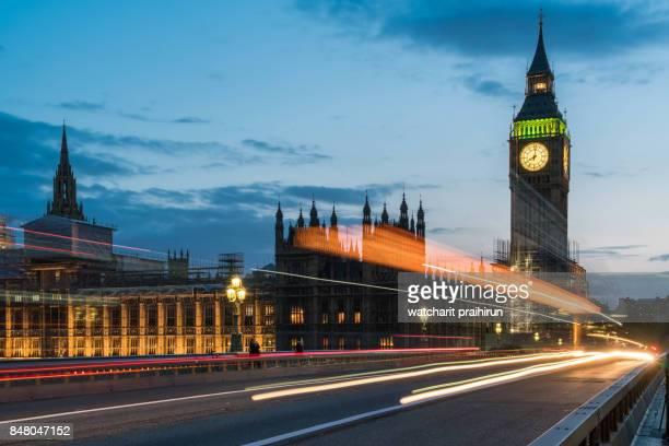 Bigben,Westminster bridge,London