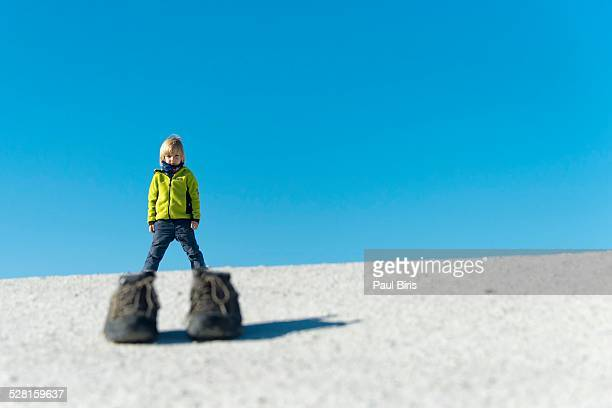 Bigfoot at the Rock Sites of Cappadocia