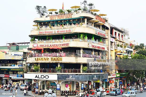 Biggest trade centre of old Hanoi