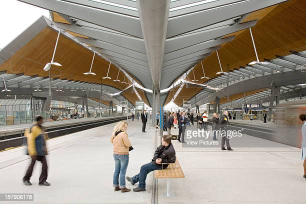 Bijlmer Arena Amsterdam Netherlands Architect Grimshaw Bijlmer Arena Public Seating Under The Canopy