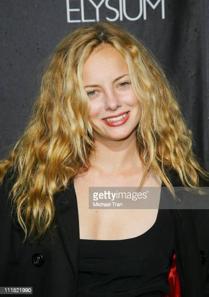 Bijou Phillips arrives to the DG Flagship Boutique Opening in support of The Art of Elysium held on December 15 2008 in Beverly Hills California