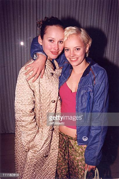 Bijou Phillips at a party for Sex and the City in 1999 at the Skybar in Los Angeles
