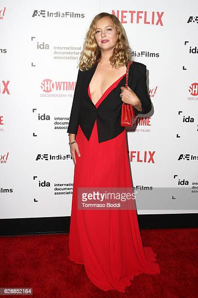 Bijou Phillips attends the 32nd Annual IDA Documentary Awards at Paramount Studios on December 9 2016 in Hollywood California