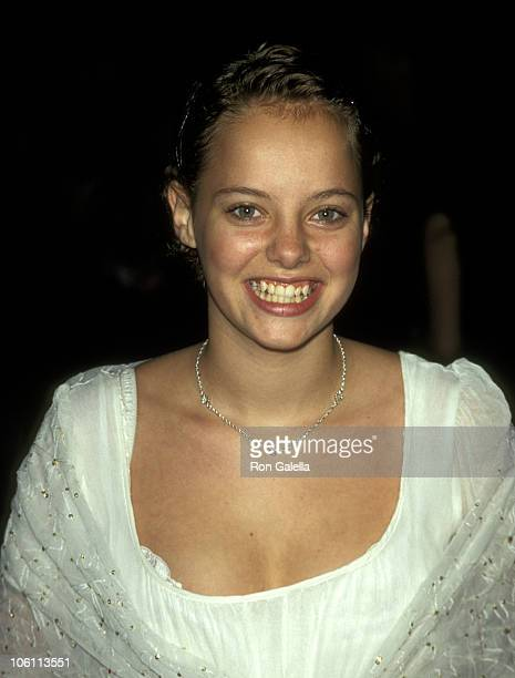 Bijou Phillips during 9th Annual Boathouse Rock Dance Party to Benefit amFAR at The Central Park Boathouse in New York New York United States