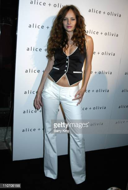 Bijou Philips Danny Masterson >> Bijou Phillips Stock Photos and Pictures | Getty Images
