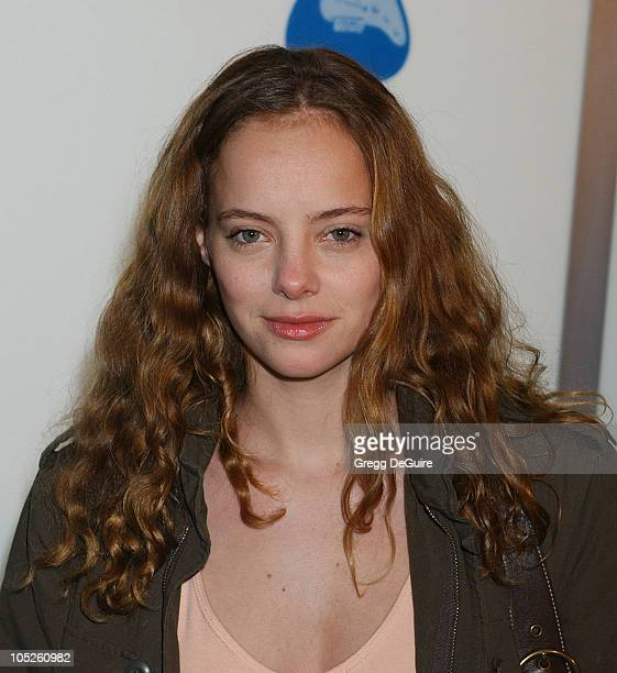 Bijou Phillips during Blue Jam Sessions Kicks Off at the House of Blues With Elvis Costello The Imposters at House Of Blues in West Hollywood...