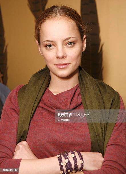 Bijou Phillips during Cavern Wallpaper and Kidada for Disney Coutour Celebrate Their New Collections at Kaviar and Kind in West Hollywood California...