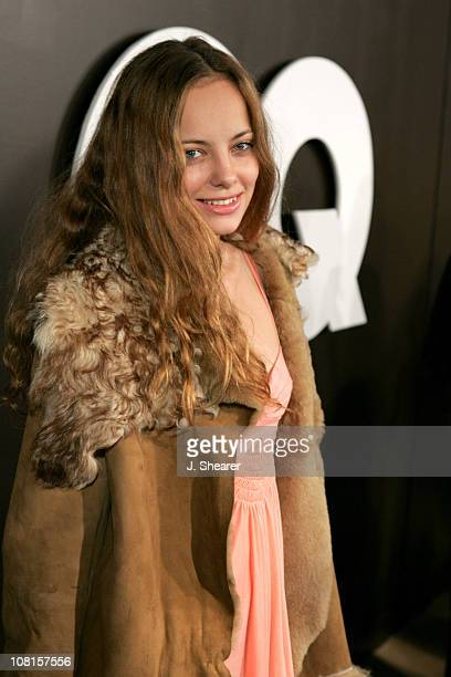 Bijou Phillips during GQ Magazine Celebrates its 2004 Men of the Year Red Carpet at Lucques Restaurant and Ago Restaurant in Los Angeles California...
