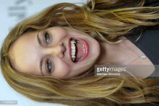 Bijou Phillips during Hollywood Life Magazine Celebrates Little Children at Pacific Design Center in West Hollywood California United States
