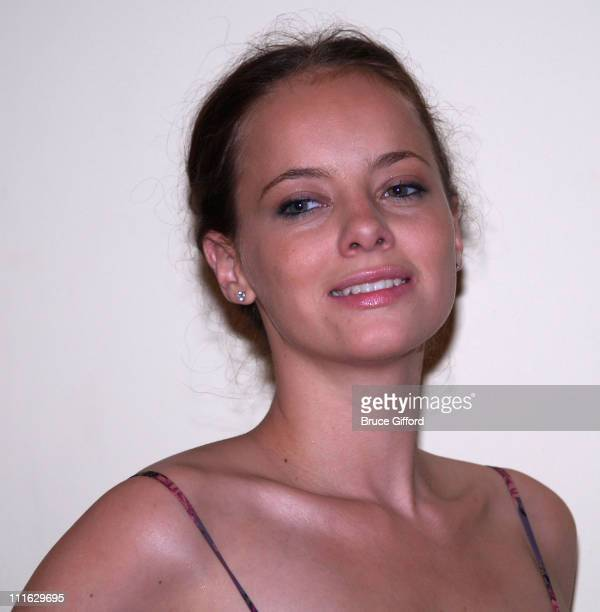 Bijou Phillips during OneYear Anniversary Weekend of Body English at The Hard Rock Hotel and Casino in Las Vegas Nevada United States