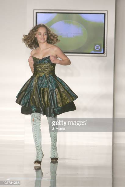 Bijou Phillips during PSP North American Launch Party and Fashion Show at The Pacific Design Center in West Hollywood, California, United States.