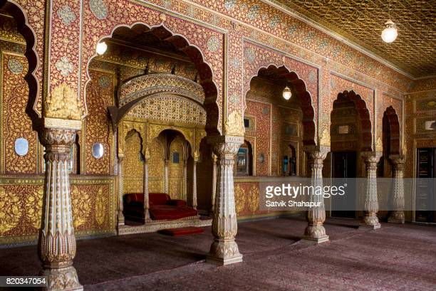 Bikaner Fort - Inside