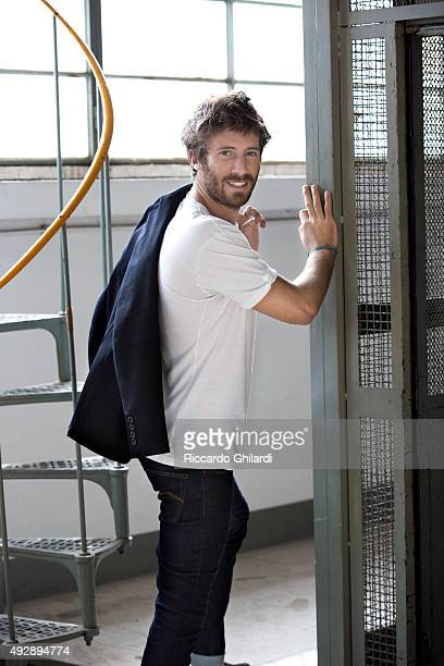Bike Blogger Nicolò De Devitiis is photographed for Self Assignment on October 05 2015 in Rome Italy