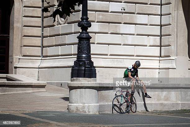 Fahrrad courier