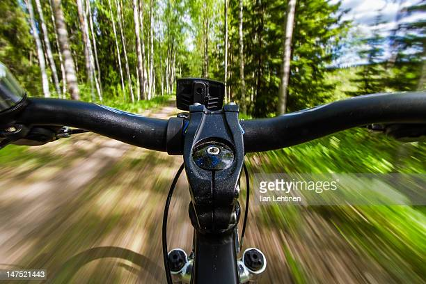 bike handle - lahti finland bildbanksfoton och bilder