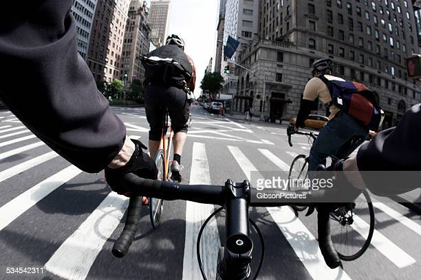 Bike boten in New York City