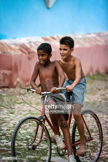 Bike Riding Boys Trinidad
