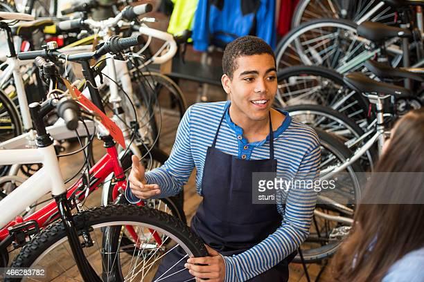 bike salesman