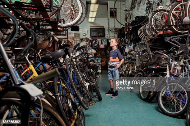 bike shop - gardena california stock pictures, royalty-free photos & images