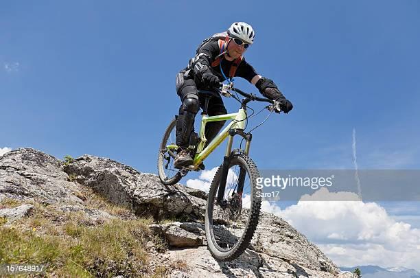 Bike the rock in South Tyrol