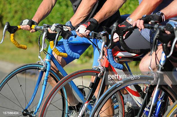 bike touring - cycling event stock pictures, royalty-free photos & images