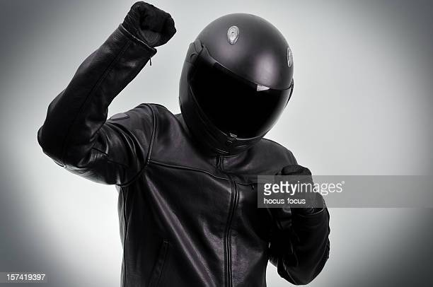 biker - crash helmet stock pictures, royalty-free photos & images