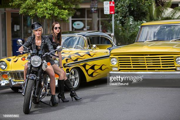World S Best Hot Rod Motorcycle Stock Pictures Photos And