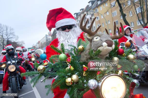 Biker Christmas.30 Top Biker Christmas Pictures Photos And Images Getty