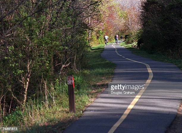 od bike trail ストックフォトと画像 getty images