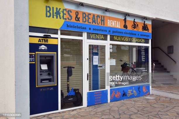 Bikes and Beach rental shop is closed to the public due to the coronavirus crisis Since the state of alarm was declared in Spain thousands of...