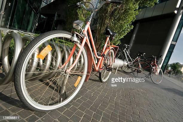 Bicicletas, Berlín