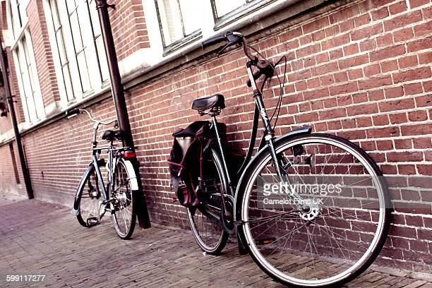 Bikes in Leeuwarden