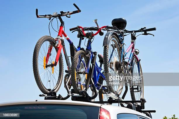 Bikes roof carrier