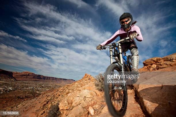 Biking Action