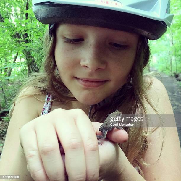 Biking and Toads