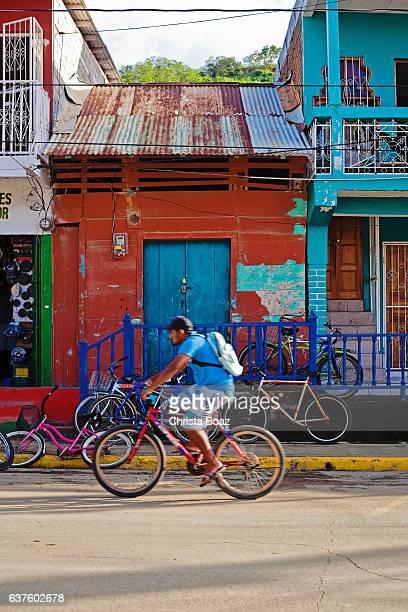 Biking in San Juan del Sur