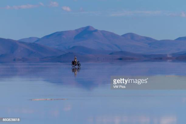 Biking Salar de Coipasa Lago Coipasa or Salar de Coipasa is a lake in Atahuallpa Province Oruro Department BoliviA At an elevation of 3657 m its...