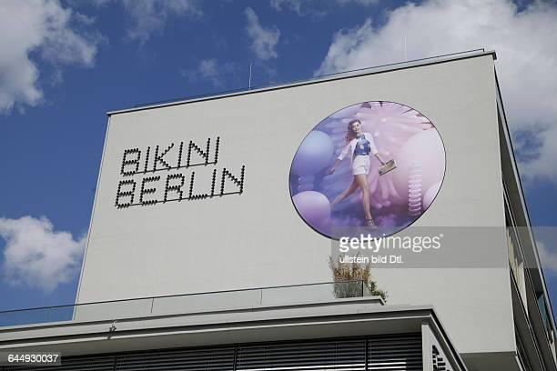 Bikini Berlin Gebäude