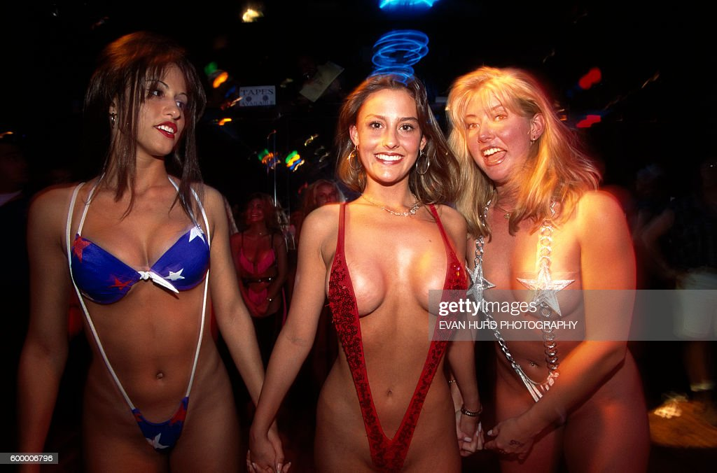 Beach bikini contest daytona gallery