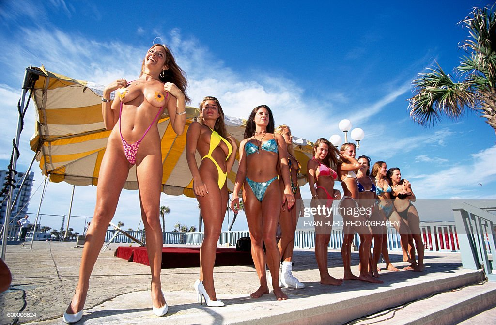 Bikini Contest In Daytona Beach Pictures Getty Images