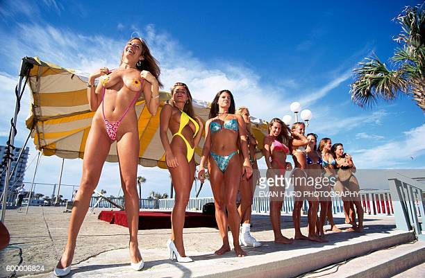 Bikini Contest in Daytona Beach