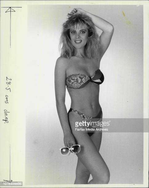 Bikini Girl Lana.Go-Go has gone! But, man, we're still wild about the bikini. It's popped plenty of eyes over the past forty summers.Fringed...