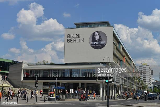 Bikinihaus Budapester Strasse Charlottenburg Berlin Deutschland