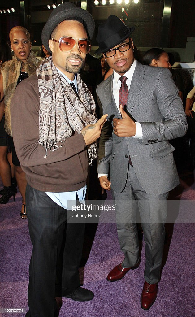2010 Soul Train Awards - Arrivals