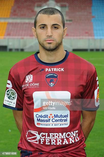 Bilal HAMDI Portraits officiels Clermont Ligue 2 Jean Paul Thomas / Icon Sport/MB Media