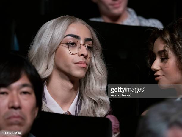 Bilal Hassani the 2nd Canneseries International Series Festival Closing Ceremony on April 10 2019 in Cannes France