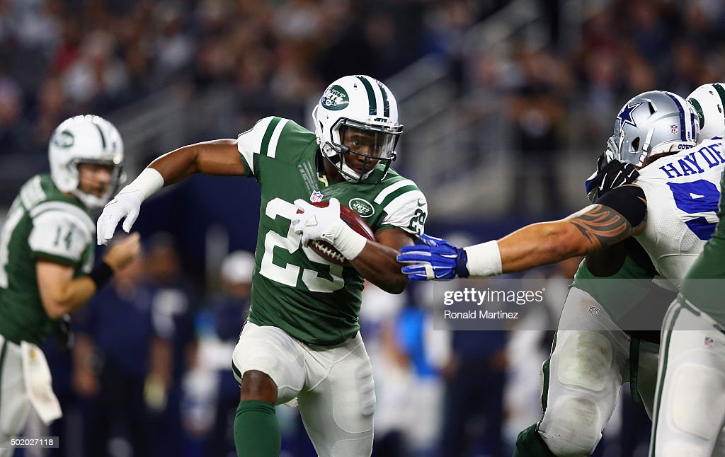 New York Jets v Dallas Cowboys