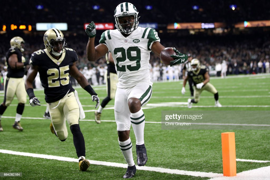 New York Jets v New Orleans Saints : News Photo