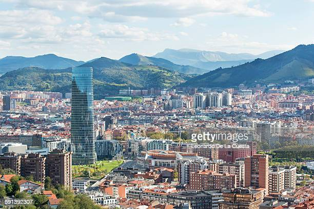 Bilbao city.