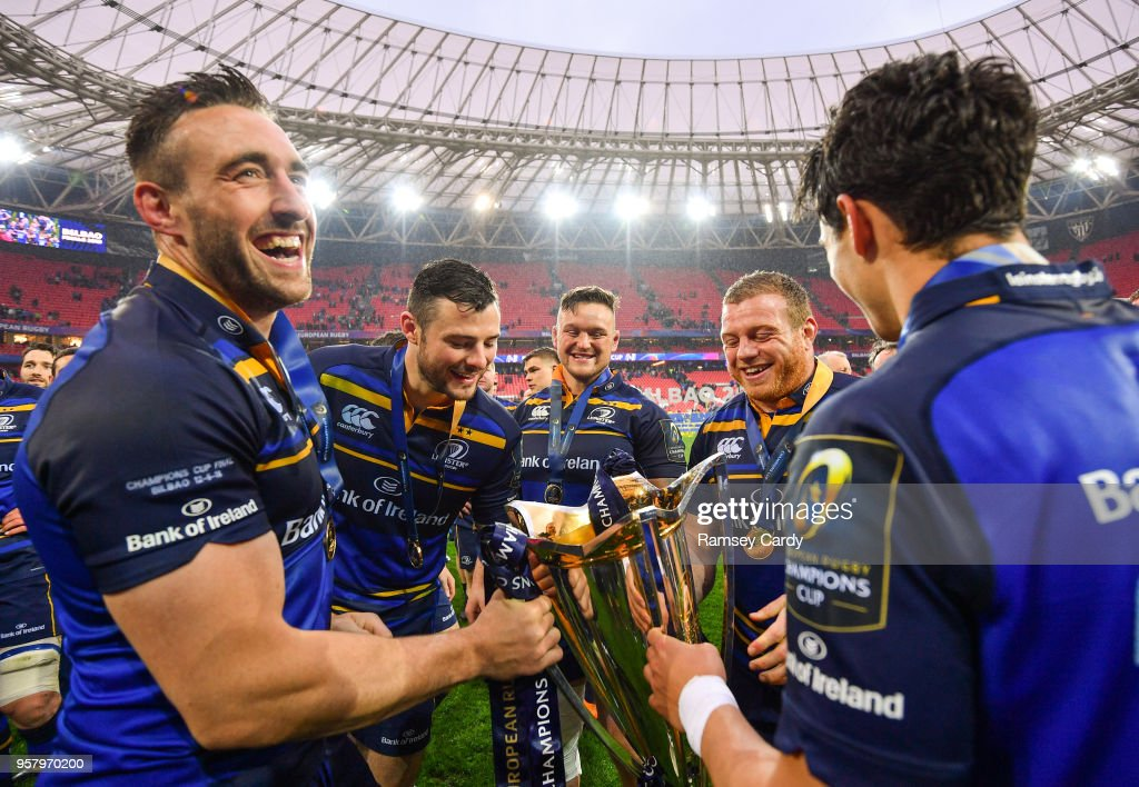 Leinster v Racing 92 - European Rugby Champions Cup Final : News Photo
